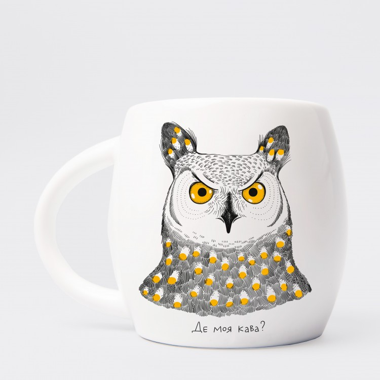 """Чашка """"Сова"""" - image-1"""