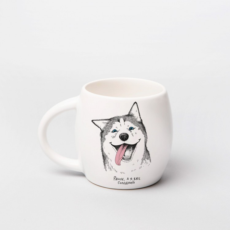 "Чашка ""Щасливий хаски"" - image-2"