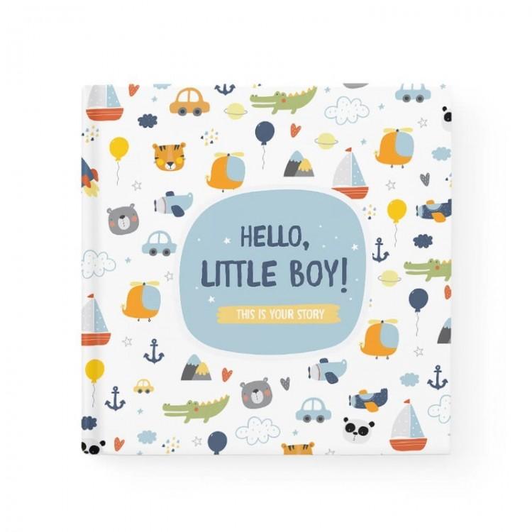 """Мій перший альбом """"Привіт малюк"""" - image-0"""