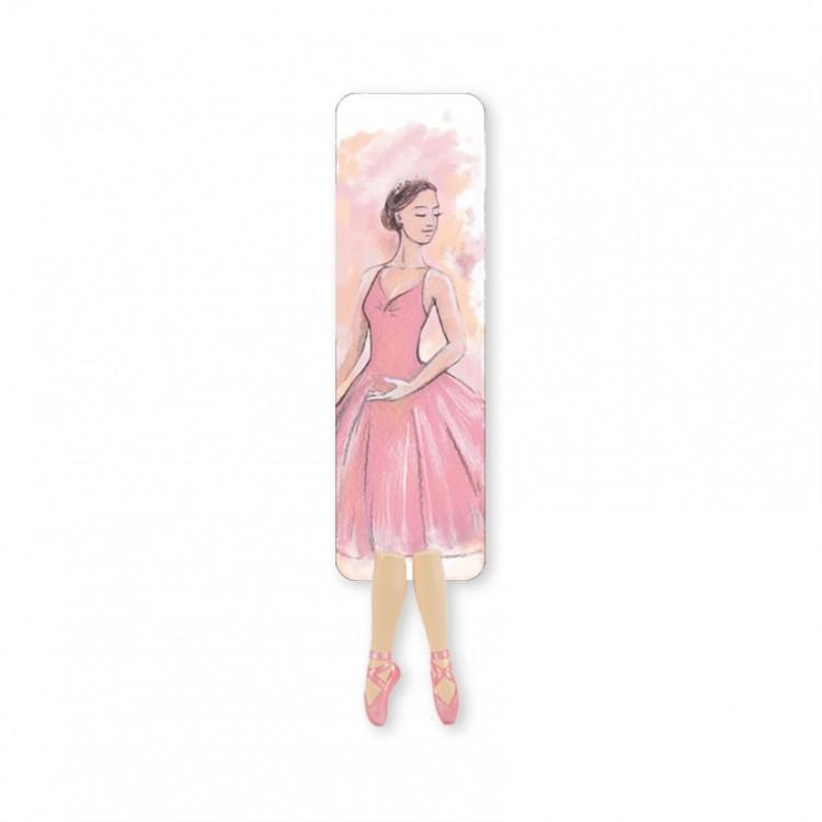 "Книжкова закладка ""Балерина"" - image-2"
