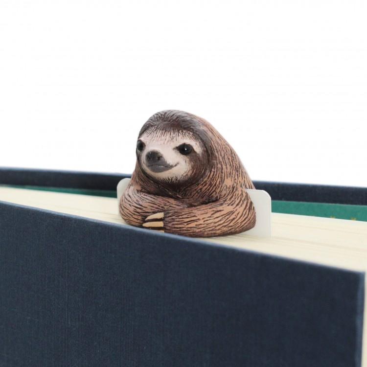 """Книжкова закладка """"Лінивець"""" - image-0"""