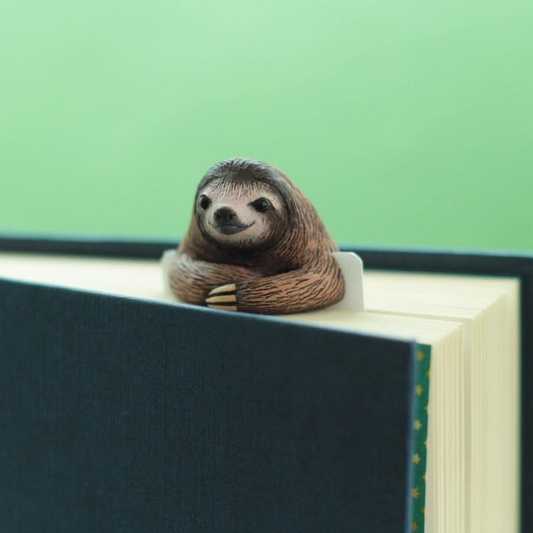 """Книжкова закладка """"Лінивець"""" - image-4"""