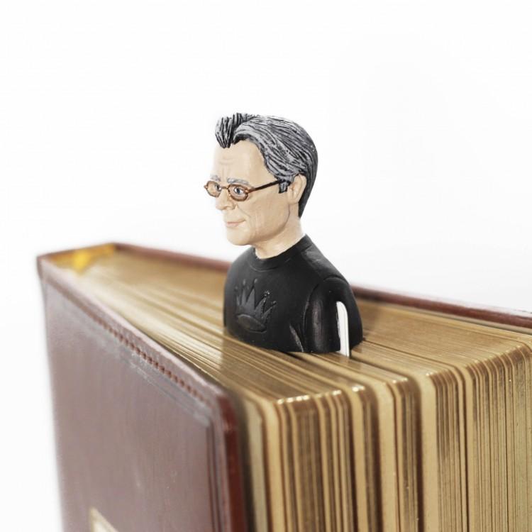 "Книжкова закладка ""Стівен Кінг"" - image-1"