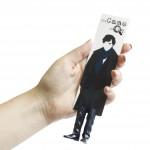 """Книжкова закладка """"Шерлок"""" - image-0"""