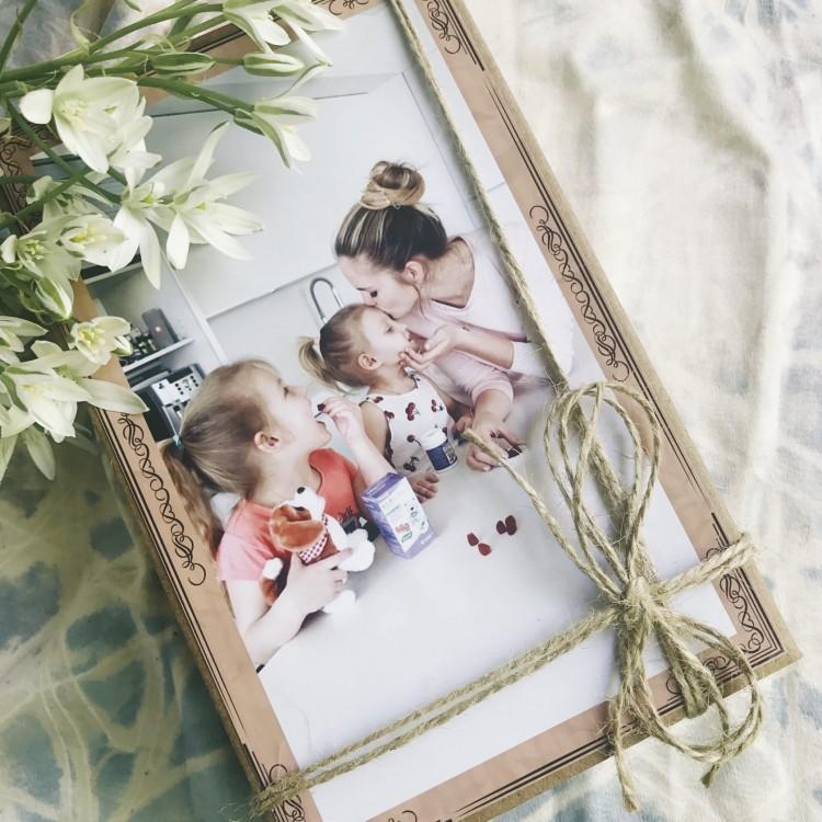 """Шоколадний набір з фото """"Крафт 40 фото"""" - image-1"""