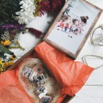 """Шоколадний набір з фото """"Крафт 40 фото"""" - image-0"""