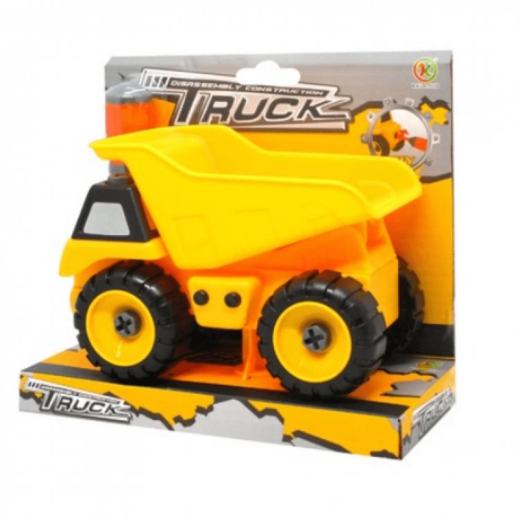 Іграшка Kaile Toys Самоскид - image-0