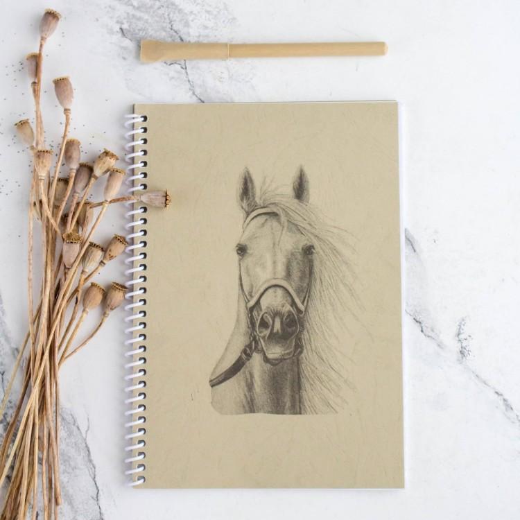"""Еко-блокнот """"Кінь"""" - image-0"""
