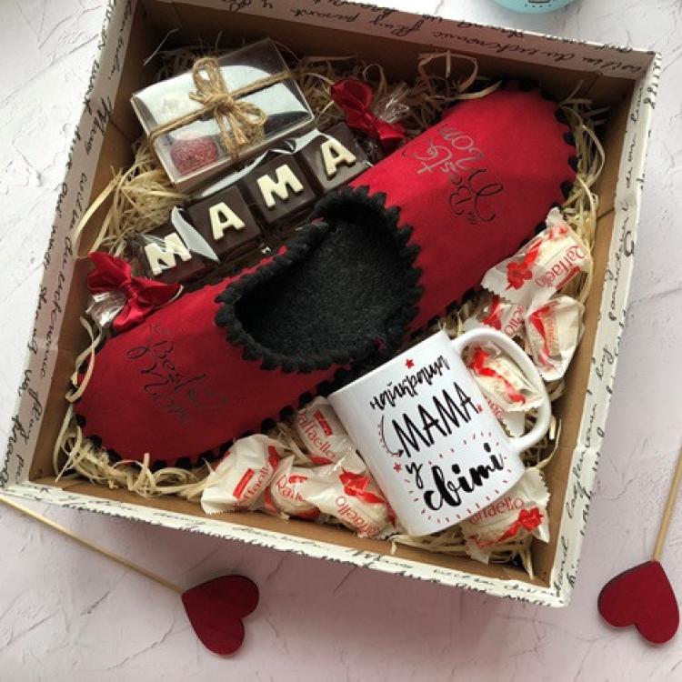 """Подарунковий набір """"Затишний для мами"""" - image-0"""