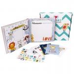 """Альбом-анкета для дівчинки від 3-х років """"Моє дитинство"""" - image-1"""