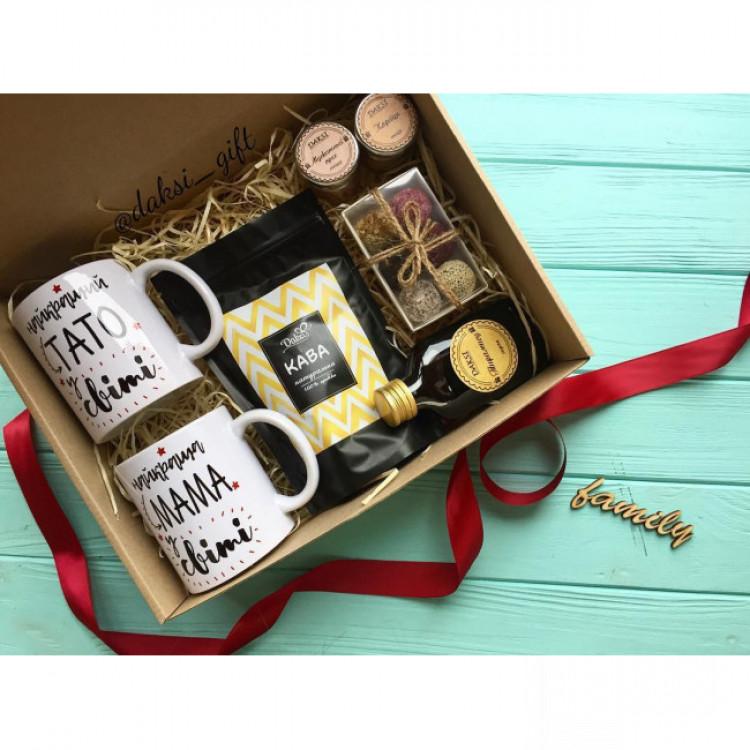 """Подарунковий набір """"Кава зі спеціями"""" - image-0"""