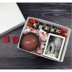 """Подарунковий набір """"Кохаю: з грою для двох"""" - image-0"""