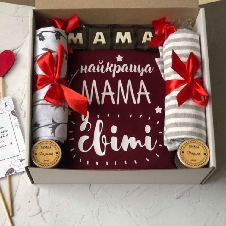 """Gift set """" Best Mom in the World"""" - image-0"""