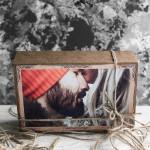 """Шоколадний набір з фото """"Крафт 60 фото"""" - image-1"""