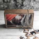 """Шоколадний набір з фото """"Крафт 60 фото"""" - image-0"""