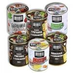 Консервний  набір з баранини, 6 шт. - image-0