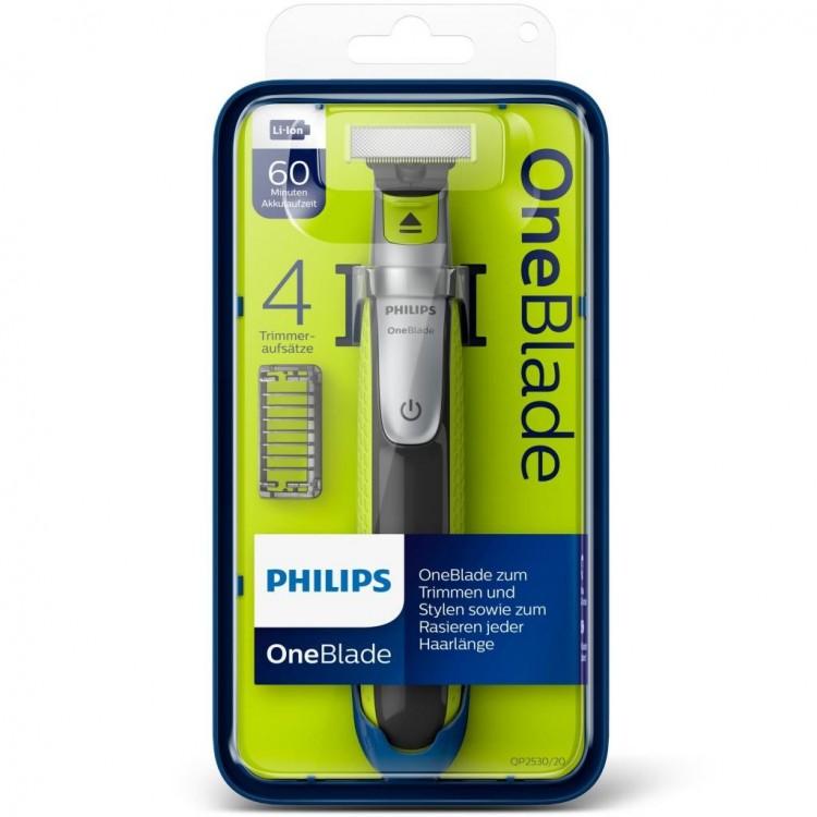 Електробритва Philips OneBlade (QP2530/20) - image-4