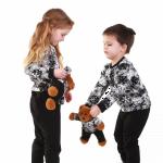 Дитячий костюм сніжинка + ведмедик Лакі - image-2