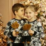 Дитячий костюм сніжинка + ведмедик Лакі - image-3