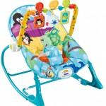 Крісло-гойдалка Fitch Baby 8615 - image-0