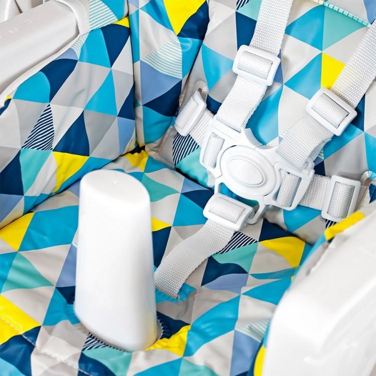 Стільчик для годування Smile Sapphire - image-0