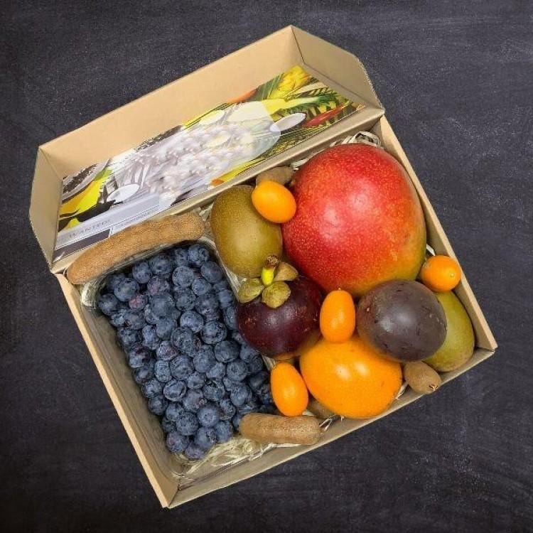 Набір екзотичних фруктів №2, 2 кг - image-0