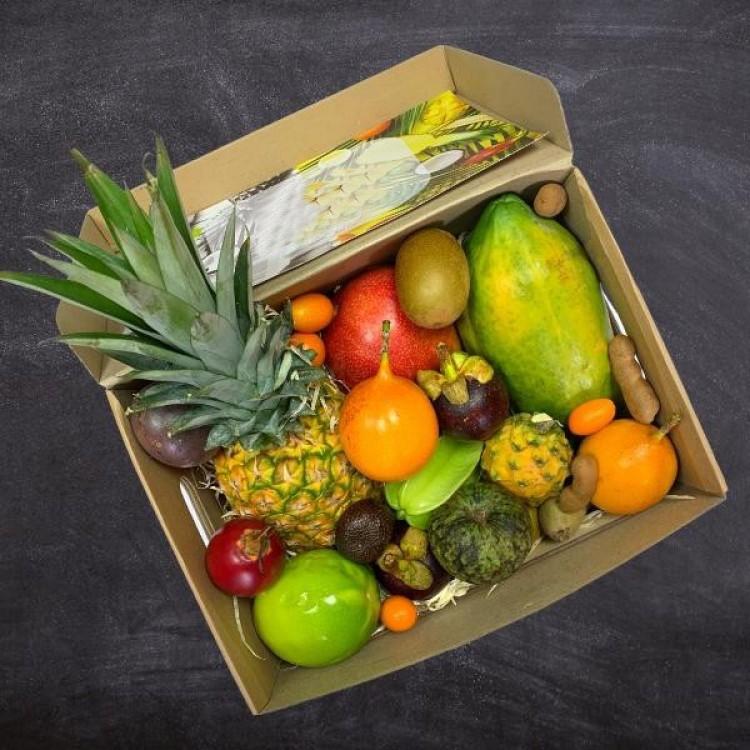 Набір екзотичних фруктів №3, 7 кг - image-0