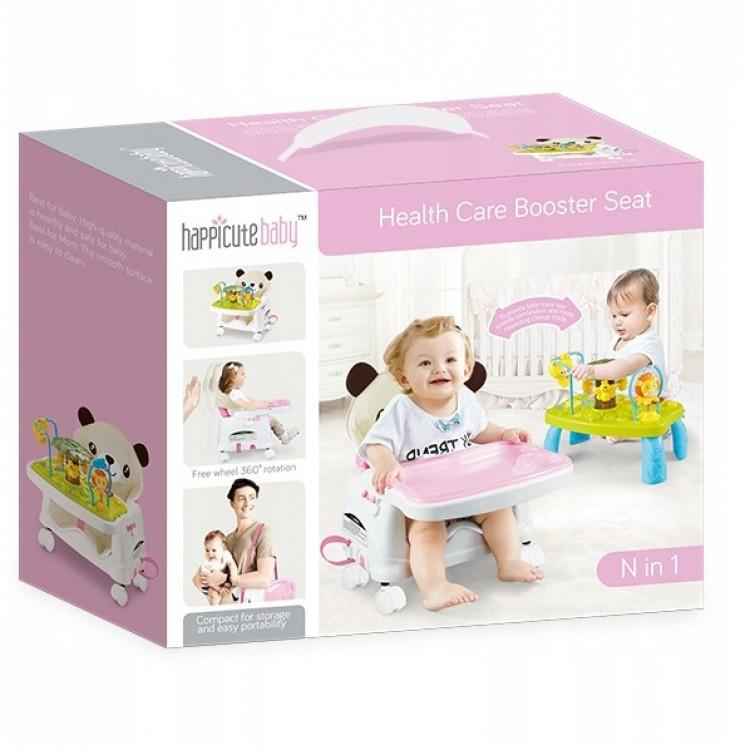 Розвиваючий стільчик Happicute Baby Панда JDL555-14B - image-0