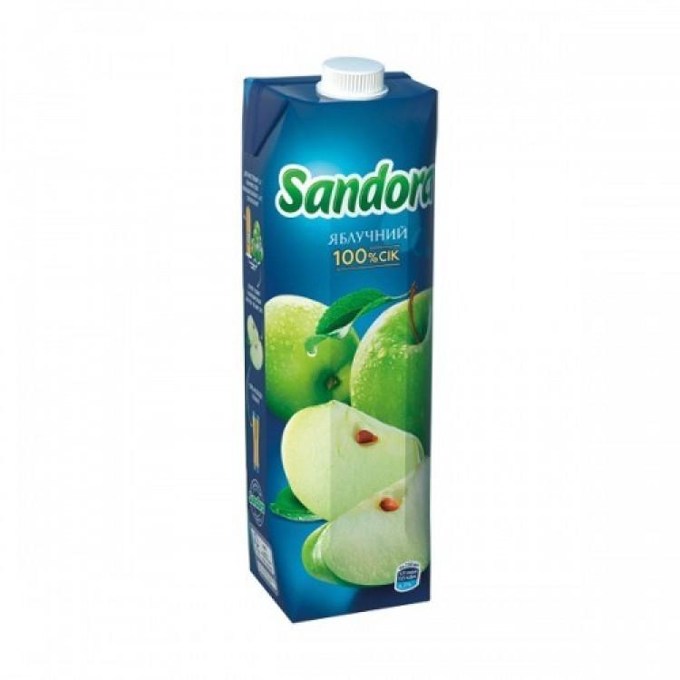 Сік яблучний, 0,95 л - image-0