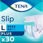 Підгузники для дорослих Tena Slip Plus Large, 30 шт - image-0