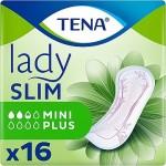 Урологічні прокладки Tena Lady Slim Mini Plus, 16 шт - image-0