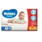 Підгузки Huggies Classic Jumbo р.3 (4-9 кг) 58 шт - image-0