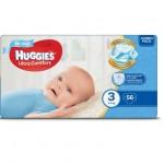 Підгузки Huggies Ultra Comfort Jumbo р.3 (5-9 кг) для хлопчиків 56 шт - image-0