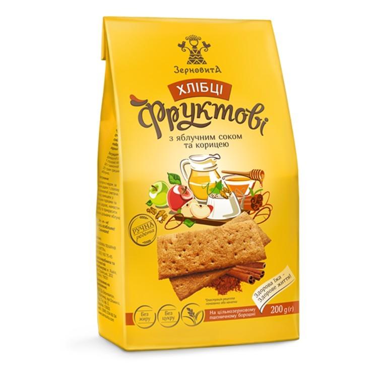 Набір хлібців ТМ Зерновита № 2, 4 од. - image-4