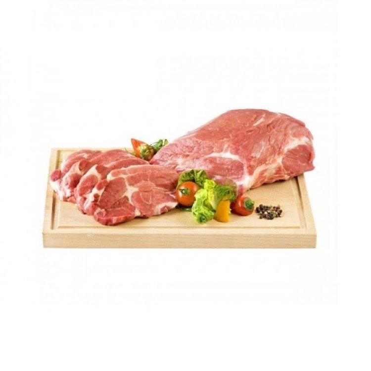 Шия свинна охолоджена, 1 кг - image-0