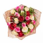 Букет Квітка щастя - image-0