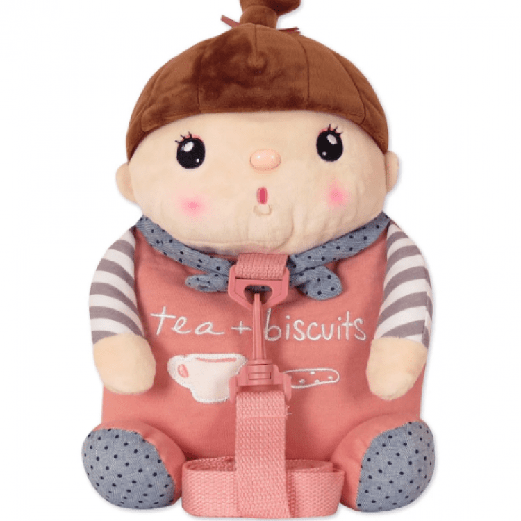 Рюкзак Лялька Сластьон, рожевий Metoys - image-0