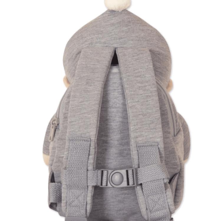 Рюкзак Лялька Сластьон, сірий Metoys - image-3