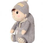Рюкзак Лялька Сластьон, сірий Metoys - image-1