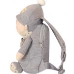 Рюкзак Лялька Сластьон, сірий Metoys - image-2
