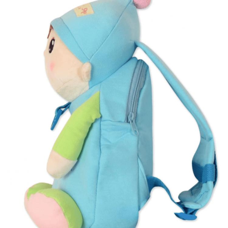 Рюкзак Лялька, блакитний Metoys - image-2