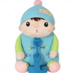 Рюкзак Лялька, блакитний Metoys - image-0