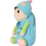 Рюкзак Лялька, блакитний Metoys - image-1