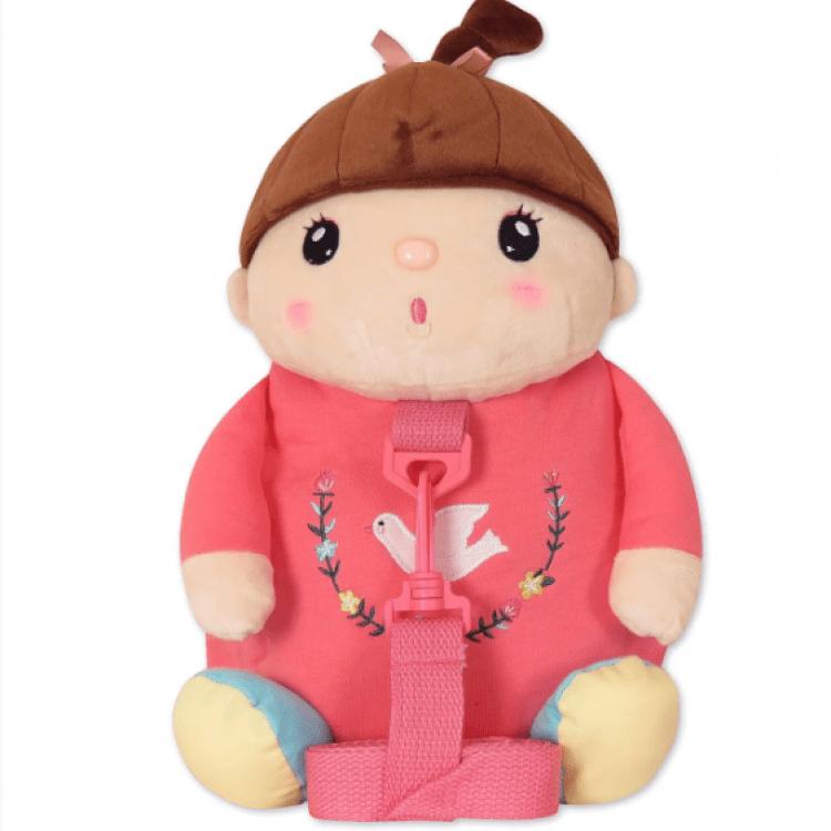 Рюкзак Кукла, рожевий  Metoys - image-0