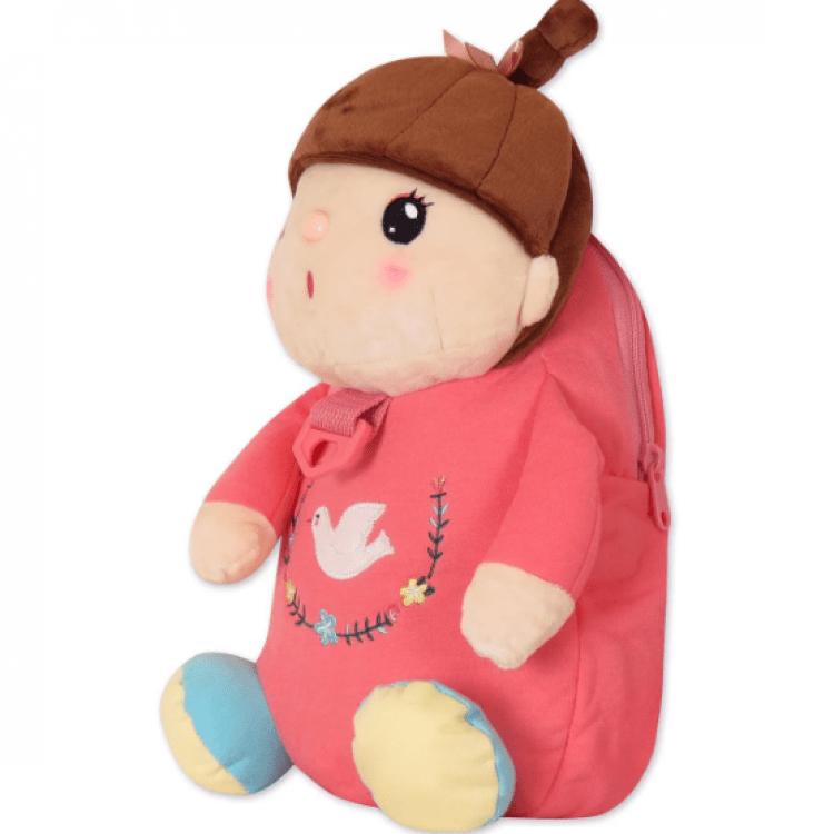 Рюкзак Кукла, рожевий  Metoys - image-1