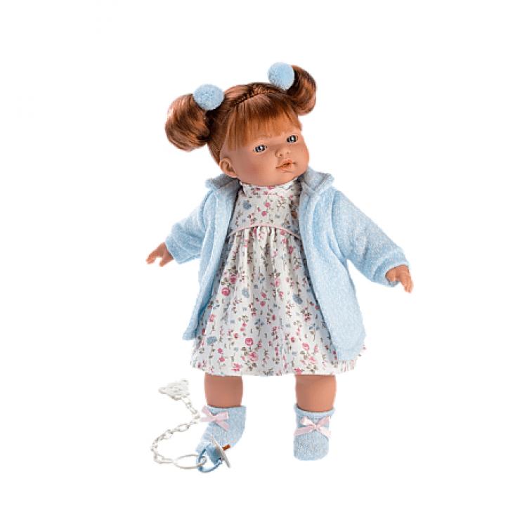 "Інтерактивна лялька ""Lea"", 33 см - Llorens - image-0"