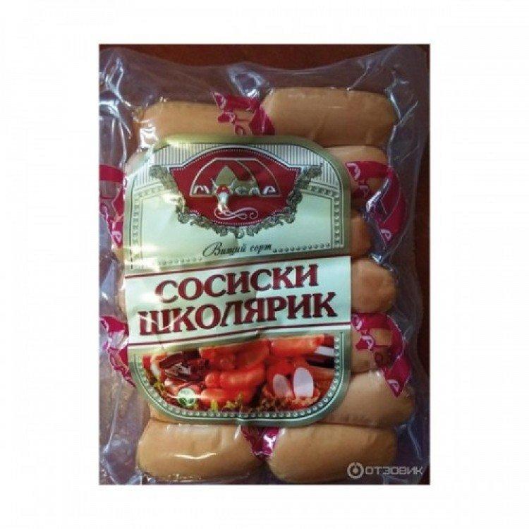 Сосиски Школярик, 300 г - image-0