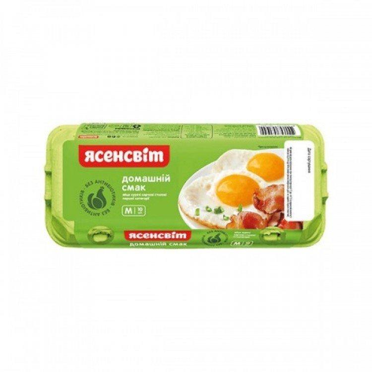 Яйце куряче, 10 шт - image-0