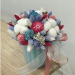 """Букет із сухоцвітів """"Sweet home"""" - image-0"""