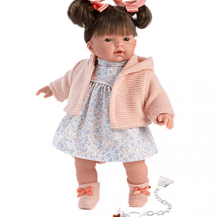 "Інтерактивна плачуча лялька ""Рита"" - image-0"